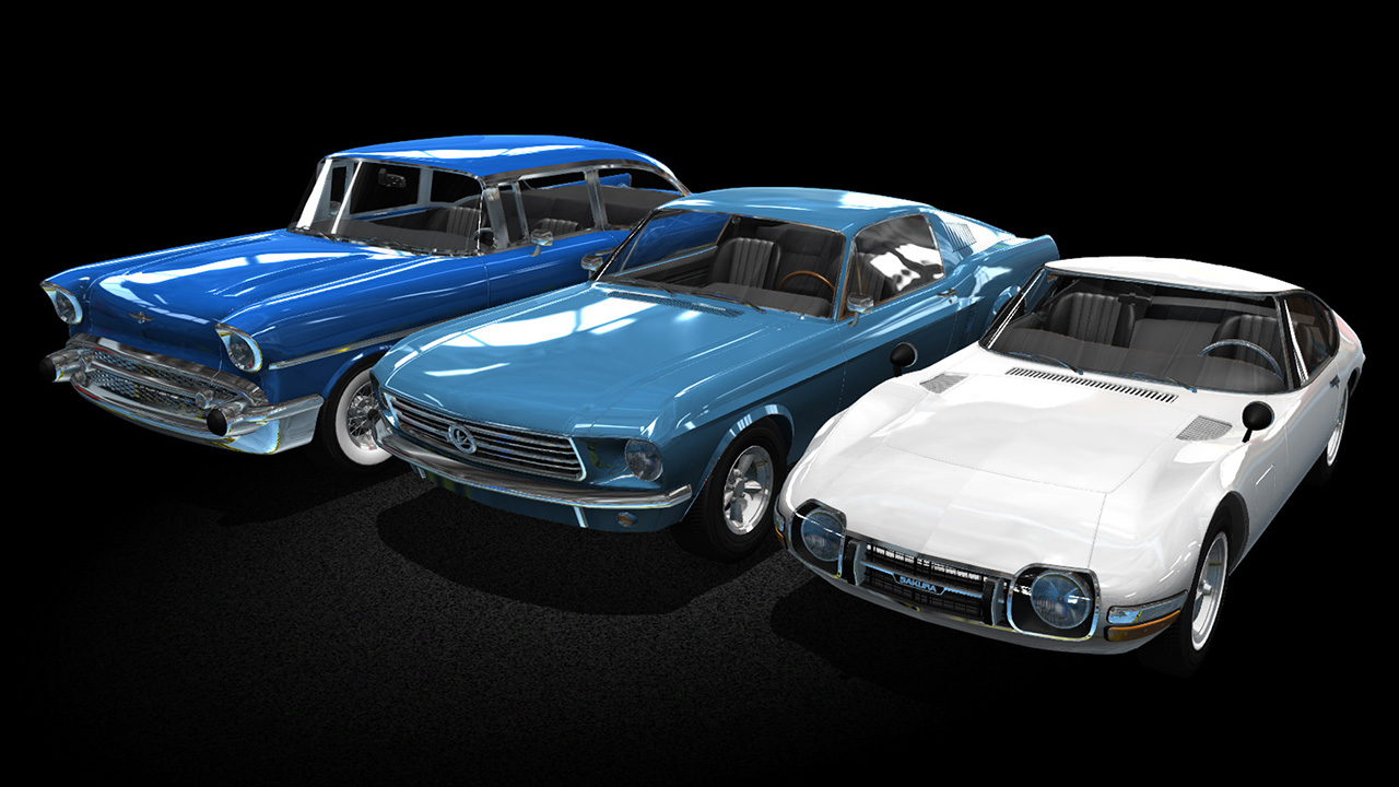 New Package Of Cars Parts And Possibilities For All Car