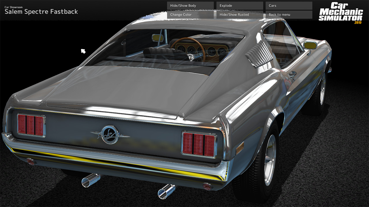 Car Mechanic Simulator 2015 - Trader Pack screenshot