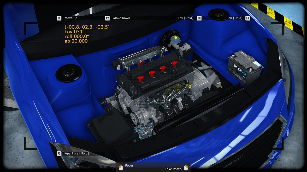 Car Mechanic Simulator 2015 - Performance DLC screenshot