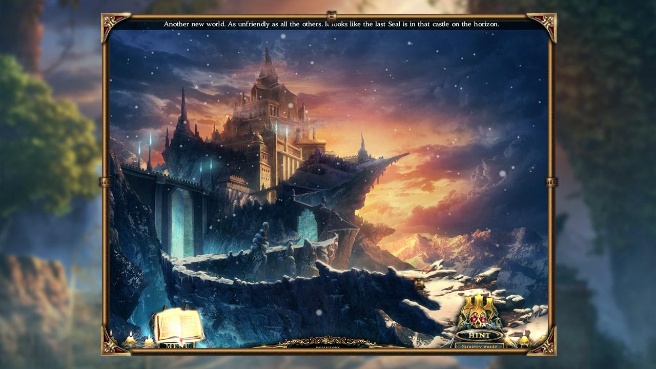 Portal of Evil: Stolen Runes Collector's Edition screenshot