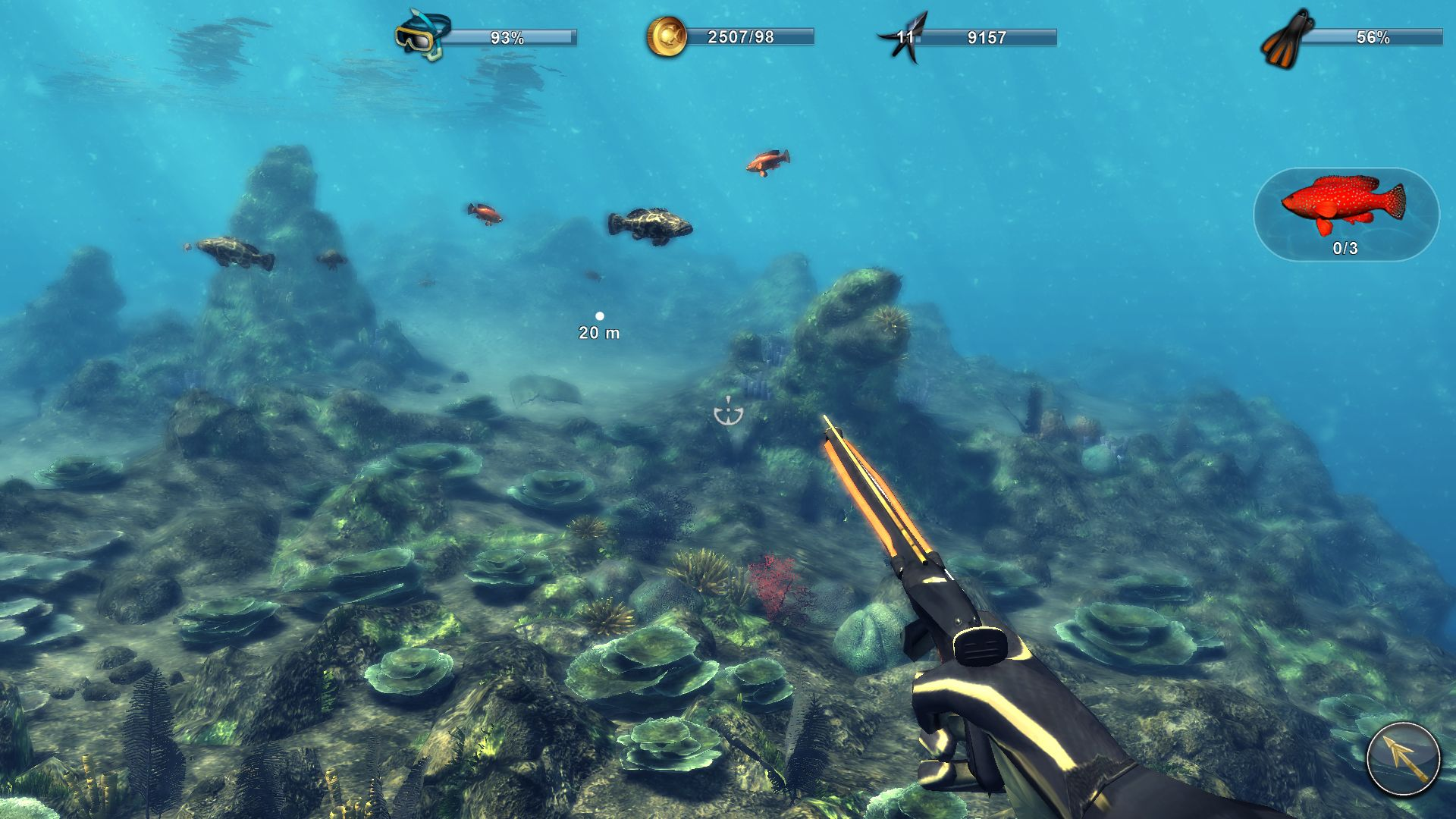 Depth Hunter 2: Treasure Hunter screenshot