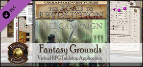 Fantasy Grounds - PFRPG The Road to Revolution: The Campaign (PFRPG)