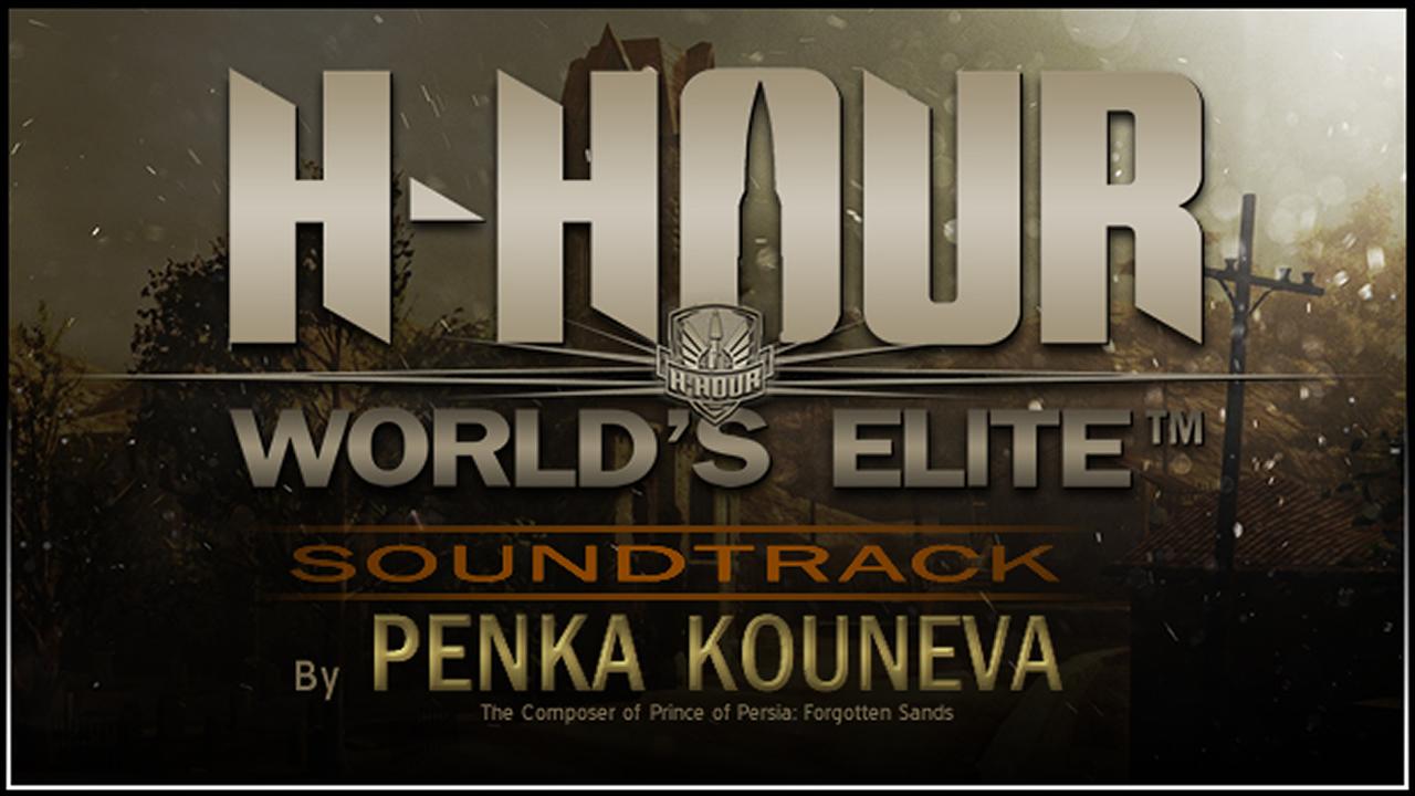 H-Hour: Worlds Elite - Soundtrack screenshot