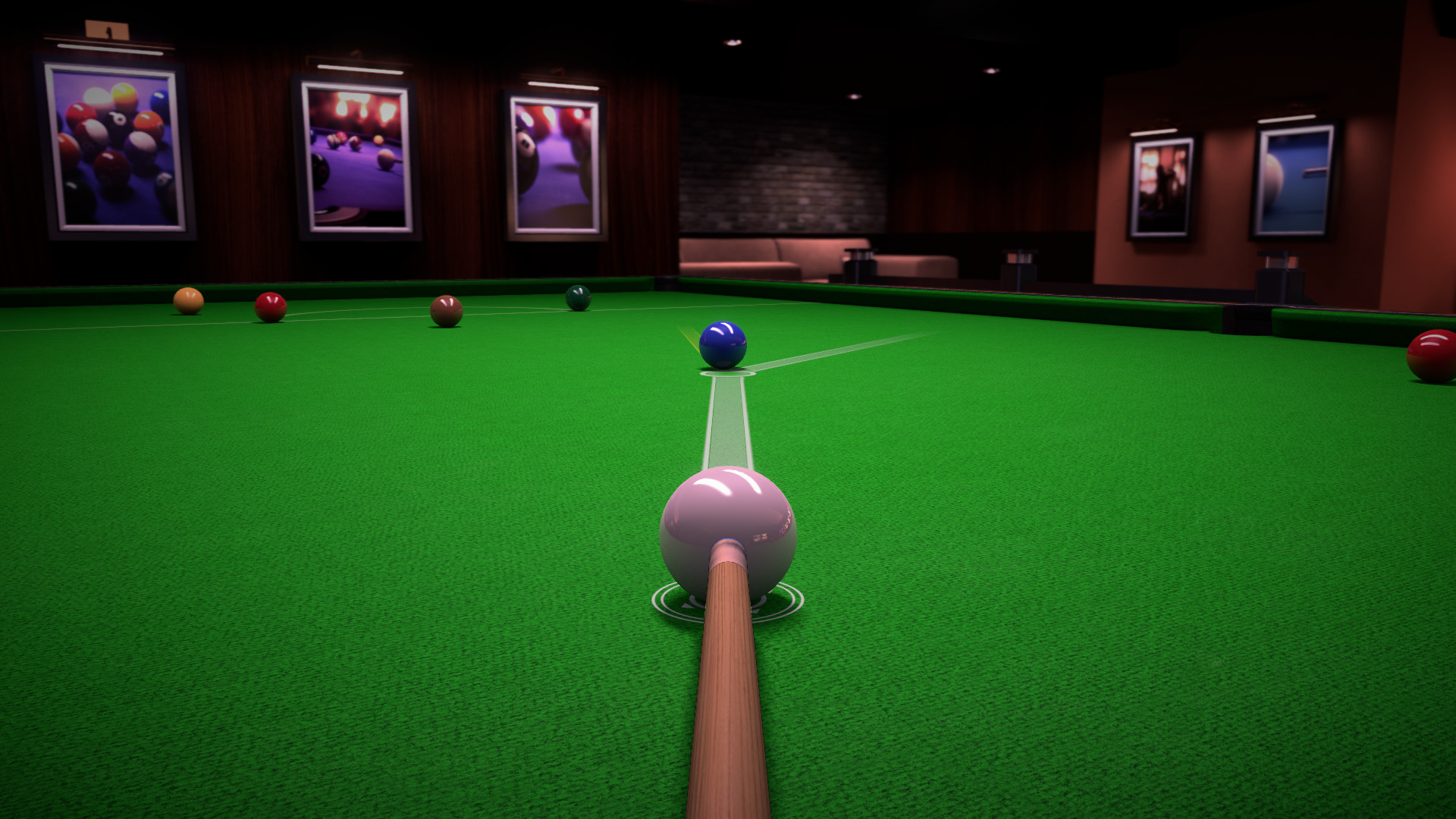 Pure Pool - Snooker pack screenshot