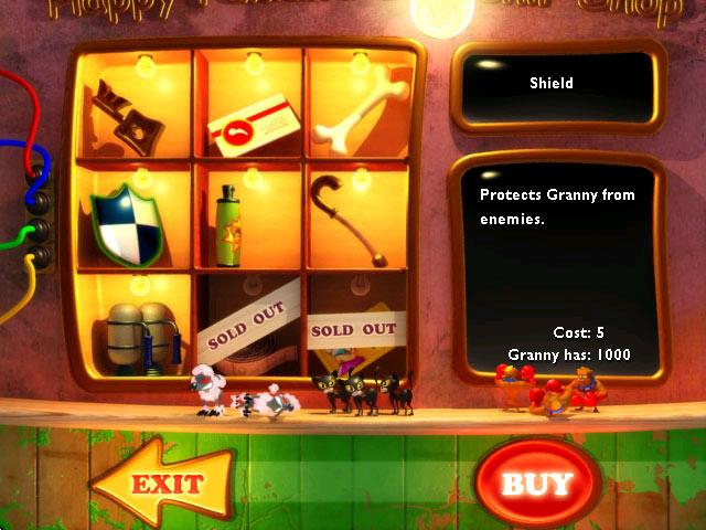 Super Granny Collection screenshot