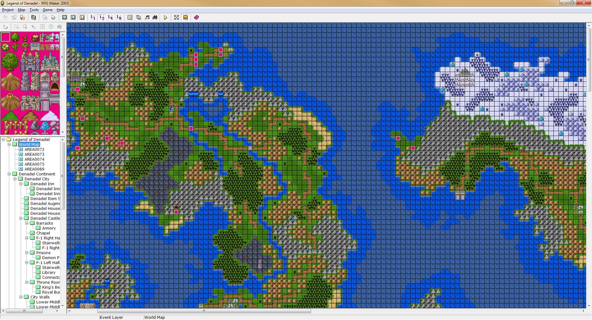 RPG Maker 2003 screenshot