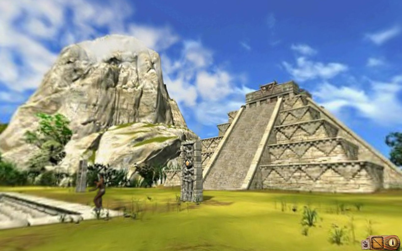 Atlantis 2: Beyond Atlantis screenshot