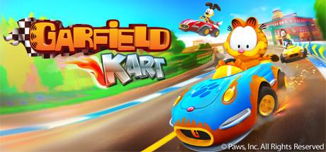 Garfield Kart game image