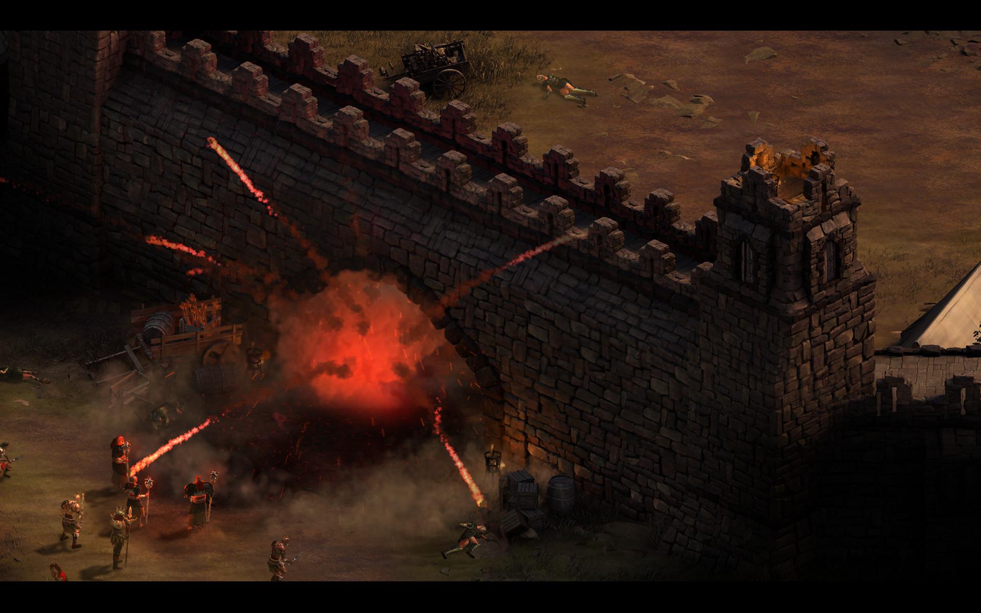 Tyranny screenshot