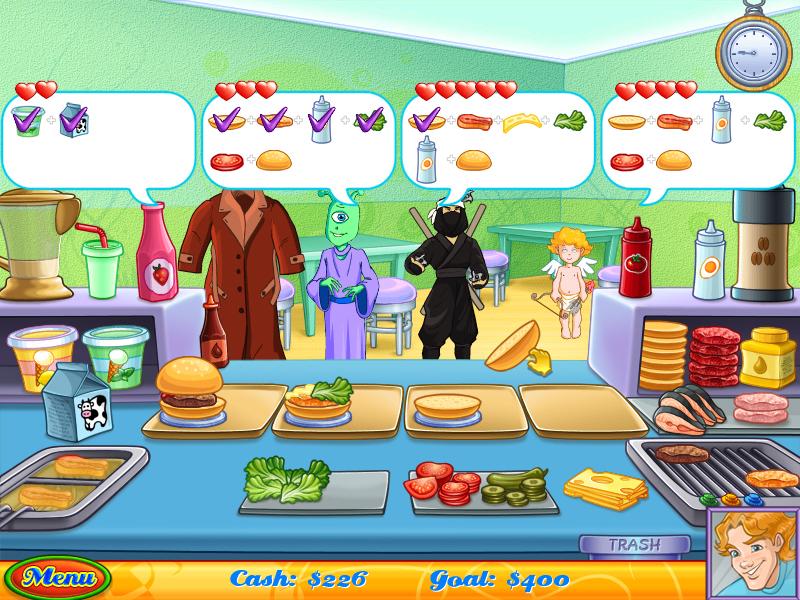 Cake Mania Main Street screenshot