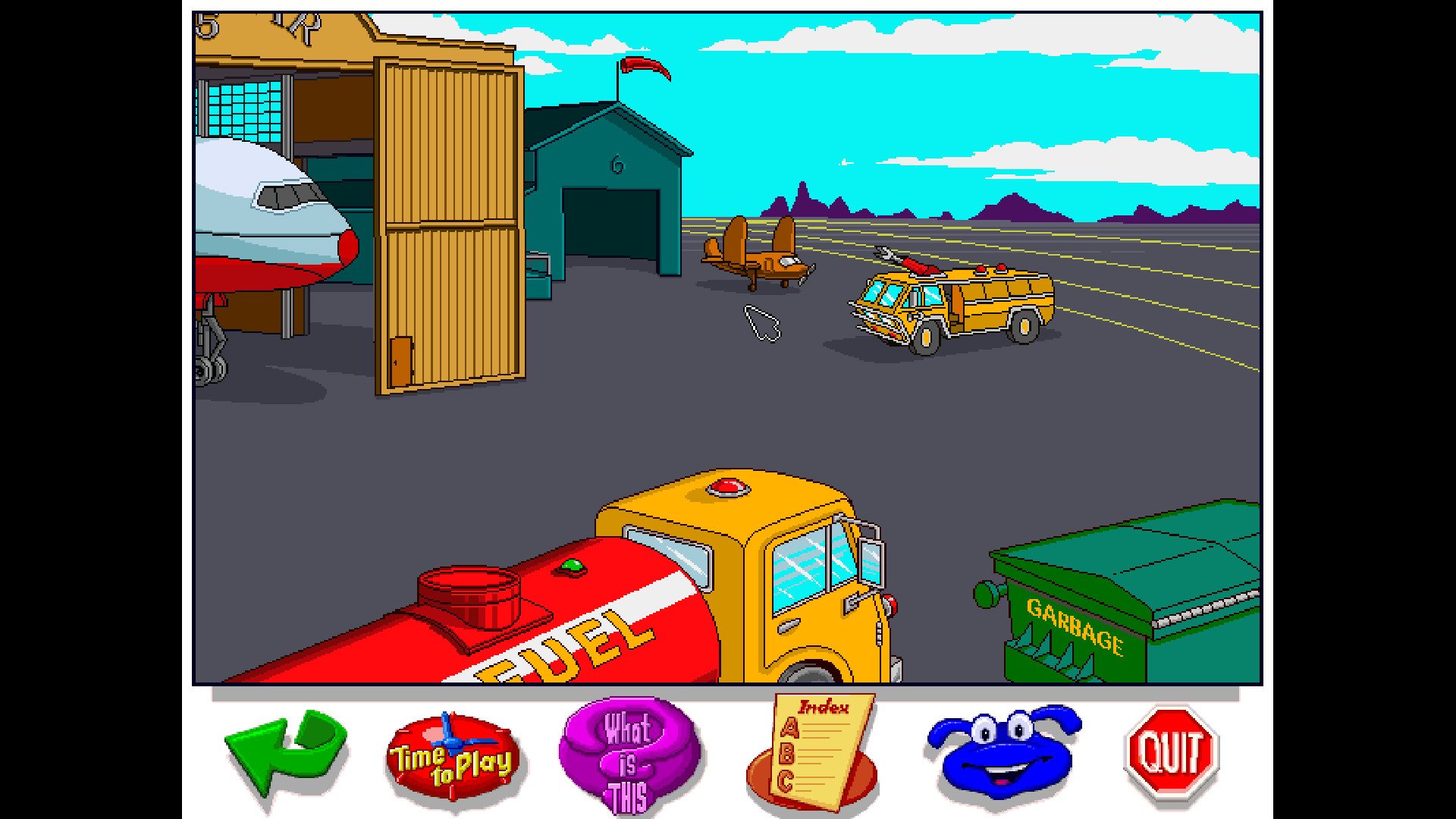 Let's Explore the Airport (Junior Field Trips) screenshot