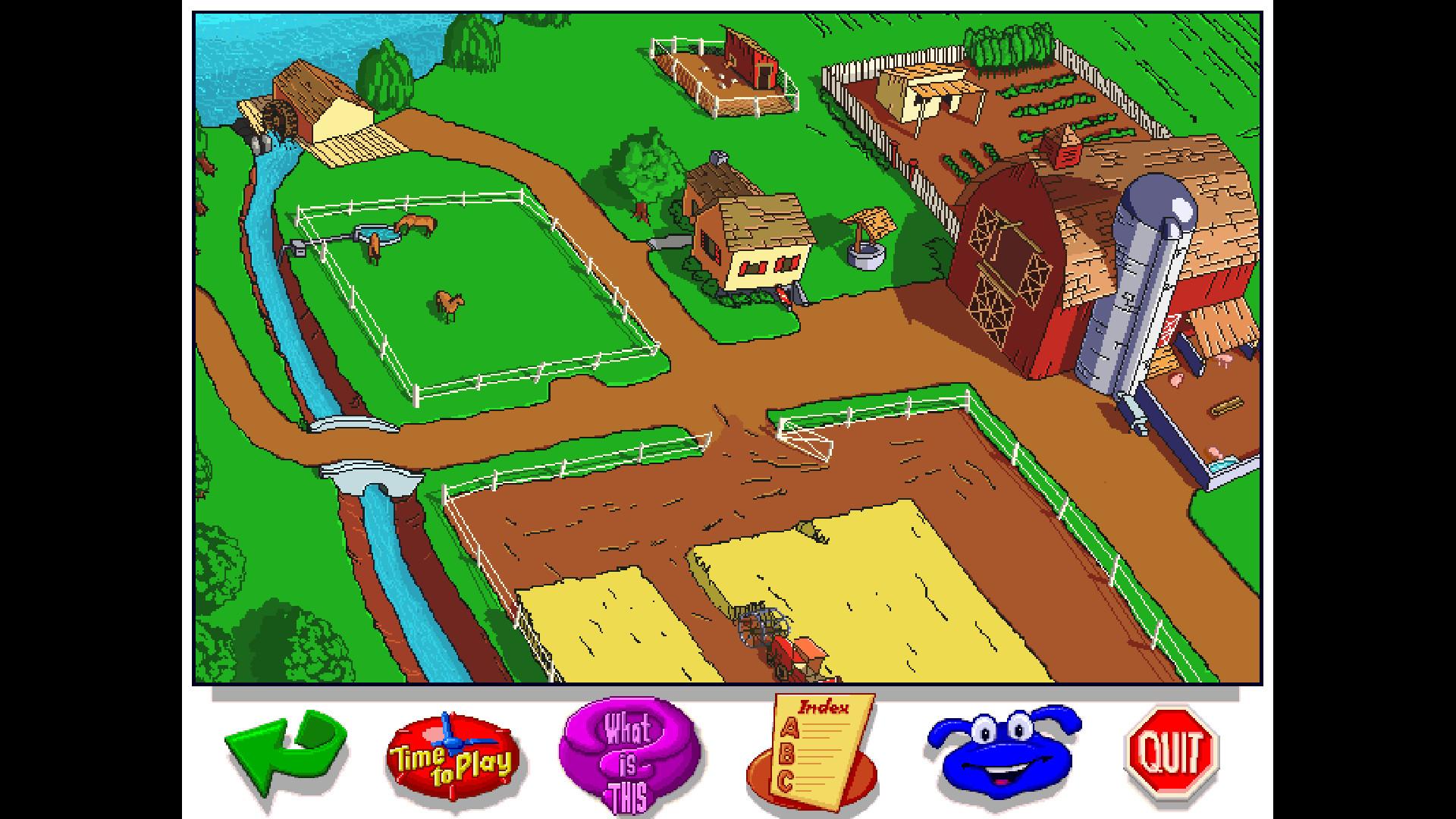 Let's Explore the Farm (Junior Field Trips) screenshot