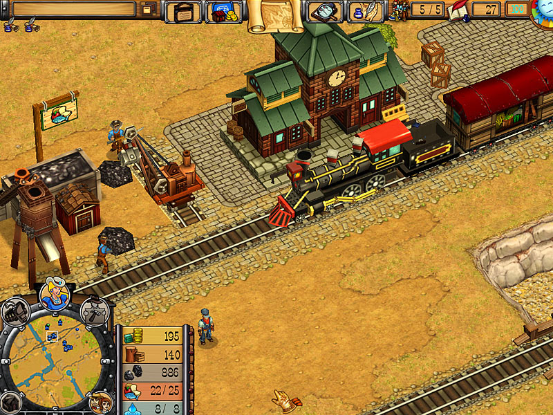 Westward IV: All Aboard screenshot