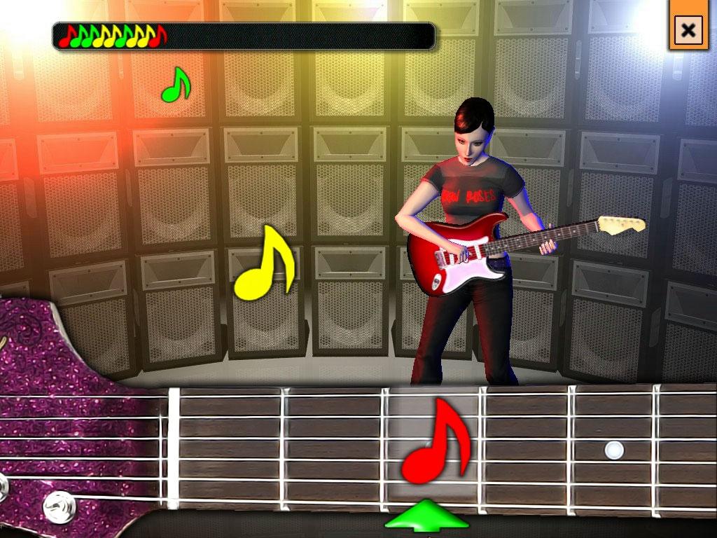 Iron Roses screenshot