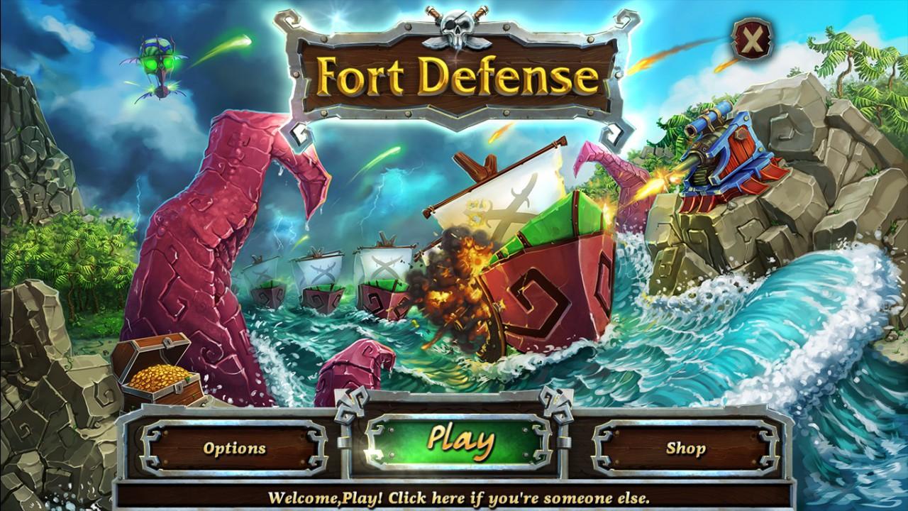 Fort Defense - Atlantic Ocean screenshot
