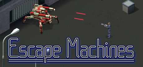Escape Machines Steam Game