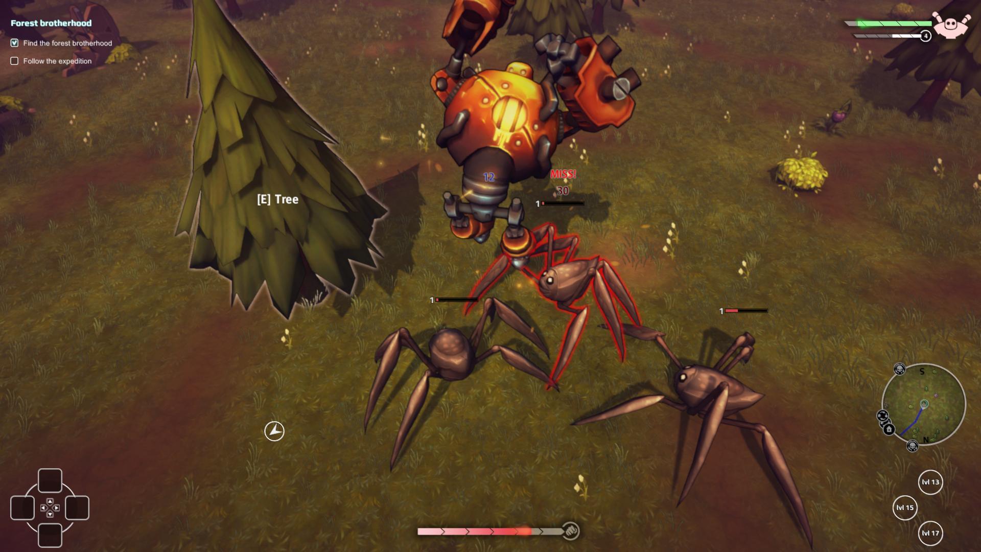 Goliath screenshot 2
