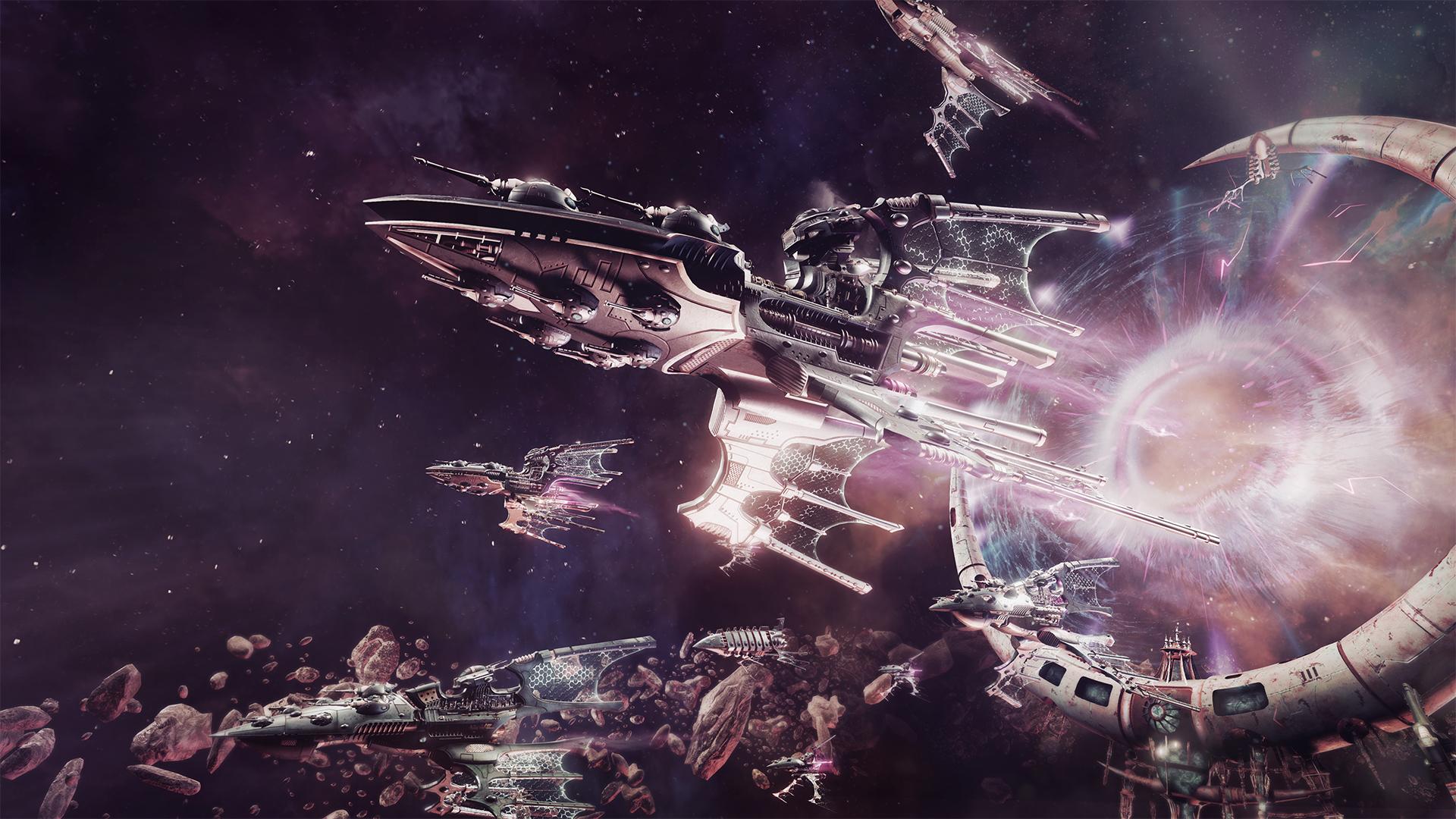 Battlefleet Gothic: Armada (2016) PC