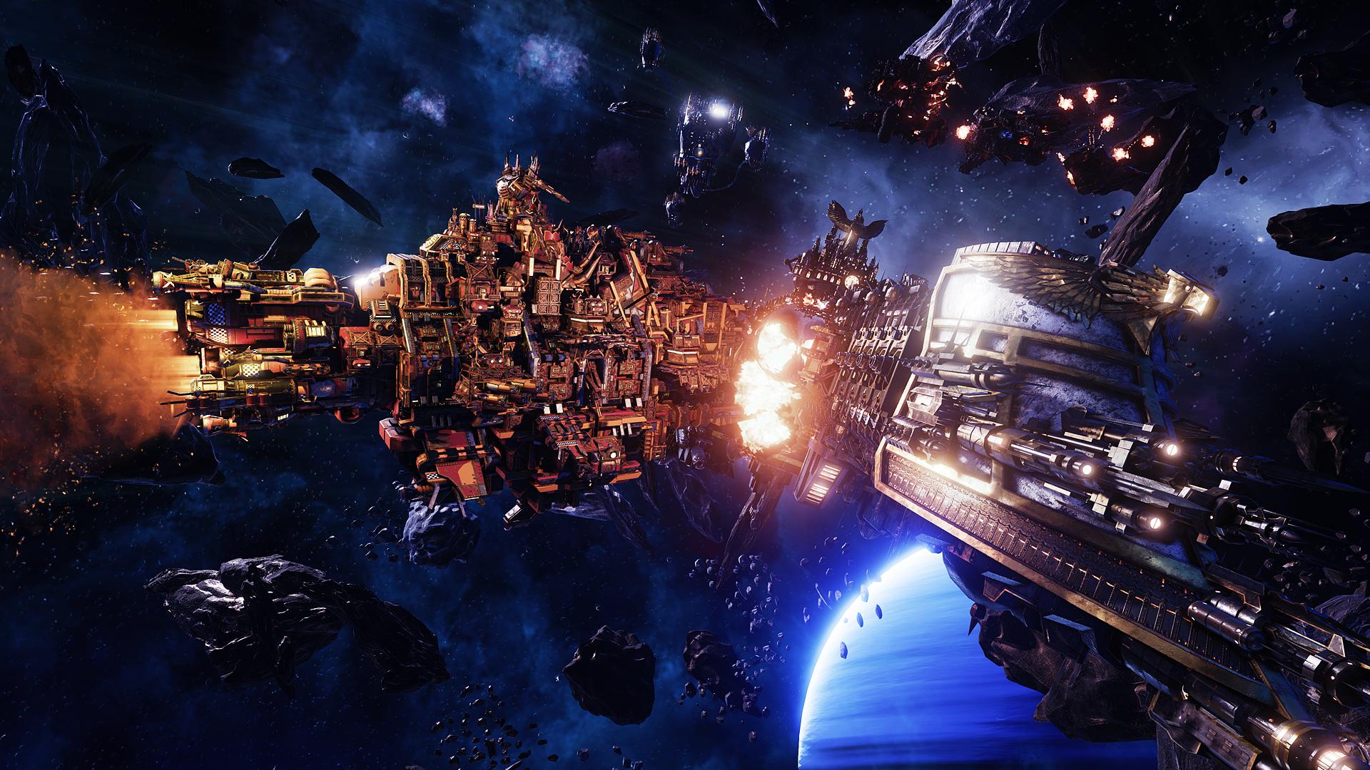 Battlefleet Gothic: Armada (ENG) [Repack]
