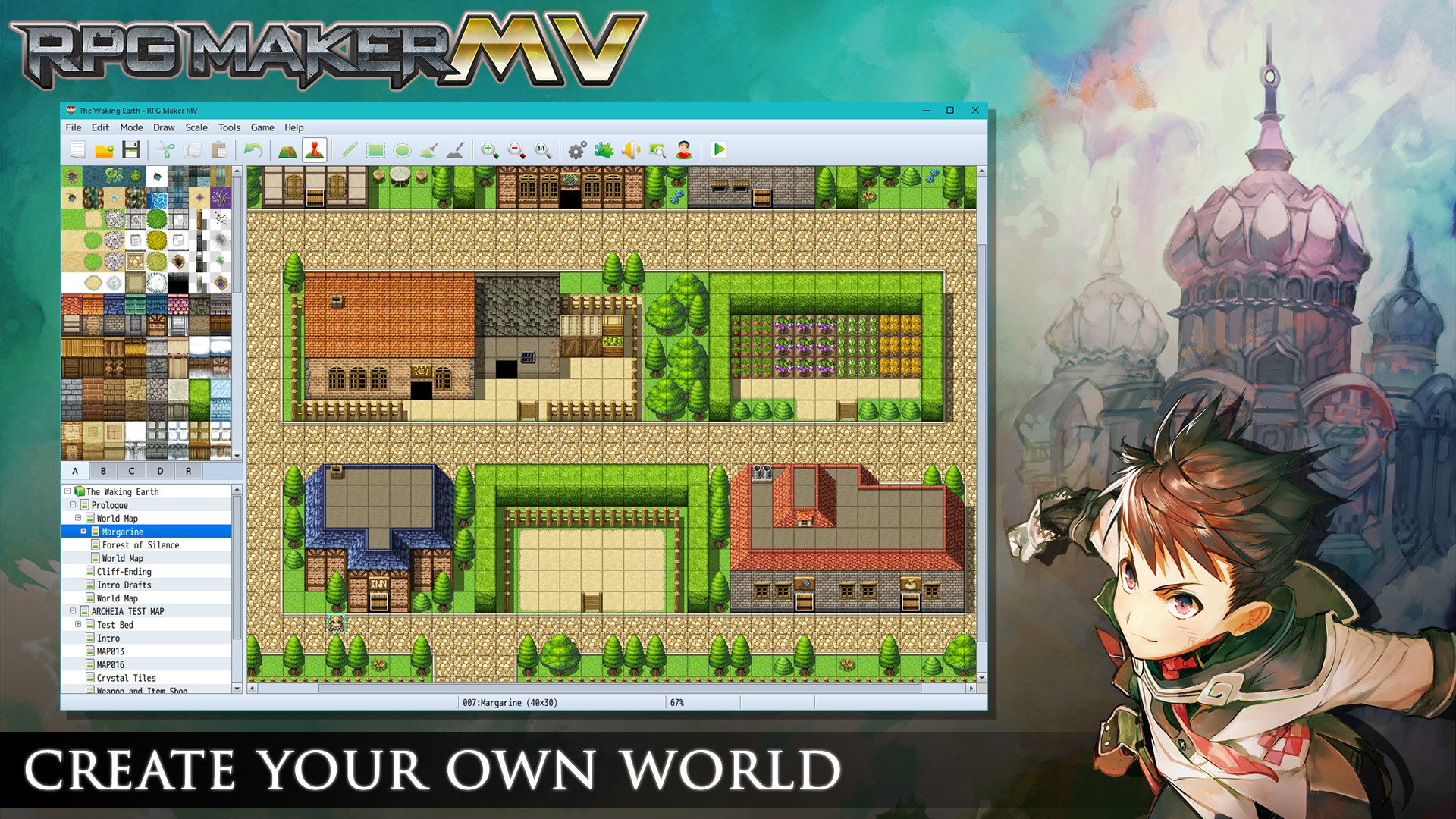 RPG Maker MV screenshot