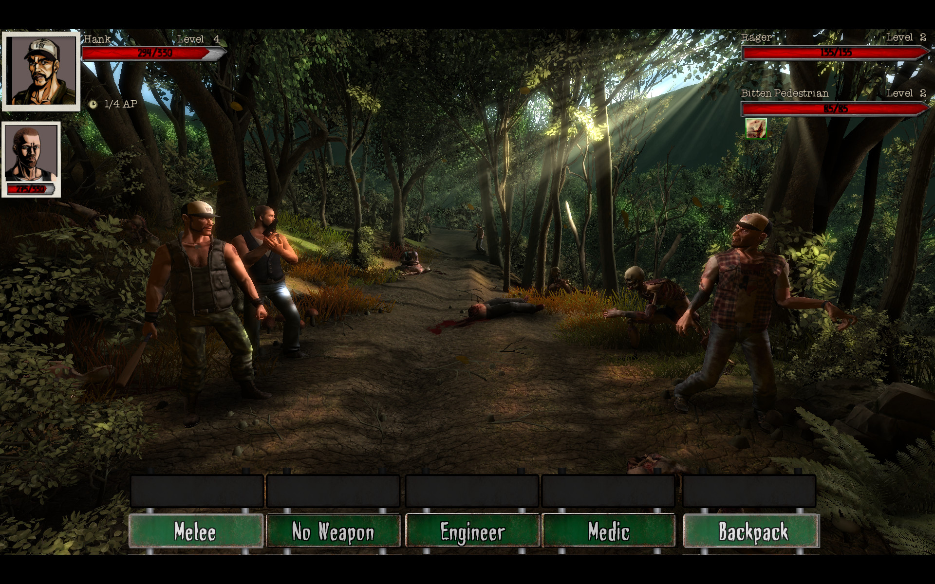 Dead Age screenshot