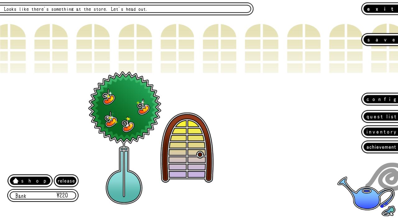 Forget Me Not: My Organic Garden screenshot