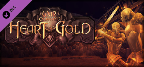 War for the Overworld - Heart of Gold