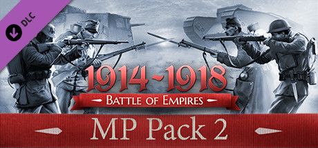 Battle of Empires : 1914-1918 - MP Pack 2 steam key giveaway