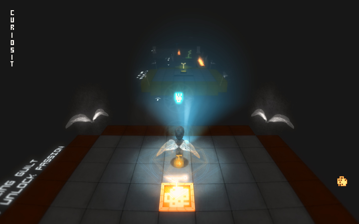 Face It - A game to fight inner demons screenshot