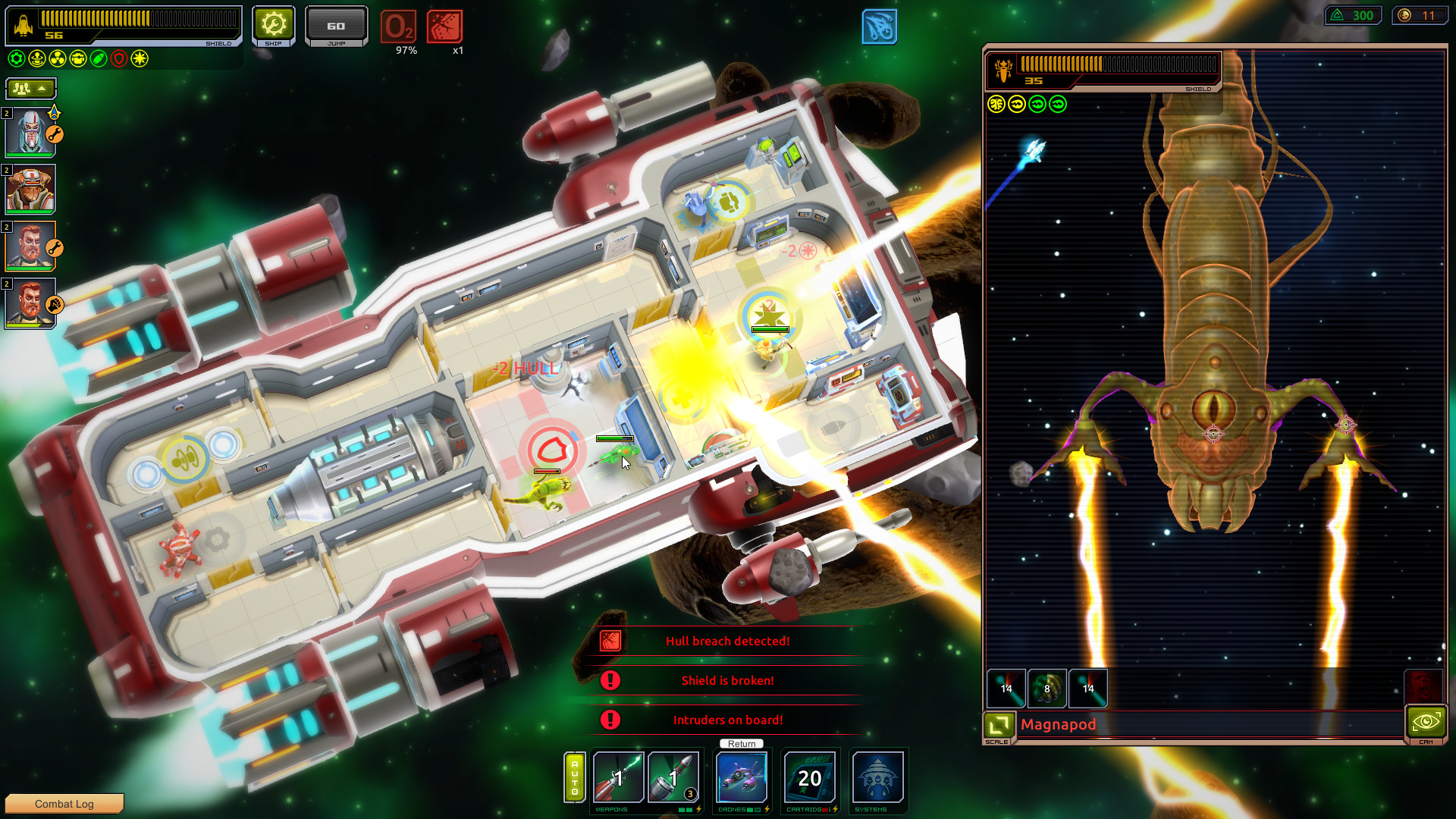 Space Rogue Screenshot 1