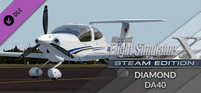 FSX: Steam Edition - Diamond DA40 Add-On