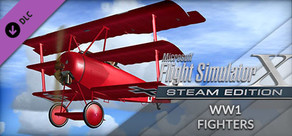 FSX: Steam Edition - WWI Fighters Add-On