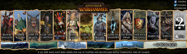 Скриншот игры [Аккаунт] Total War: WARHAMMER
