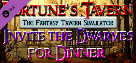 Invite the Dwarves to Dinner game image