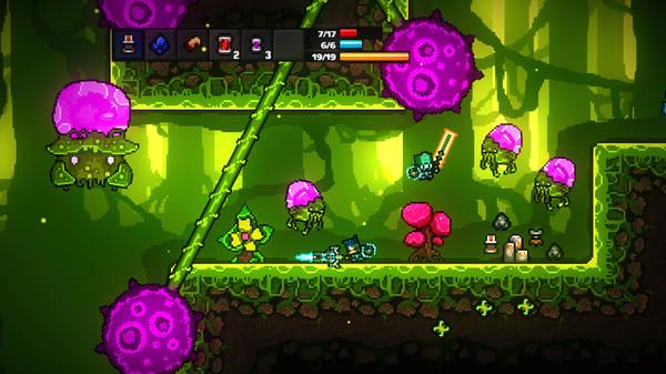 Roguelands Скачать Игру - фото 2