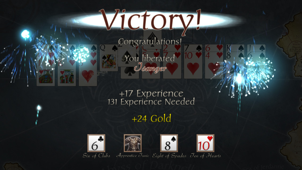 FreeCell Quest screenshot