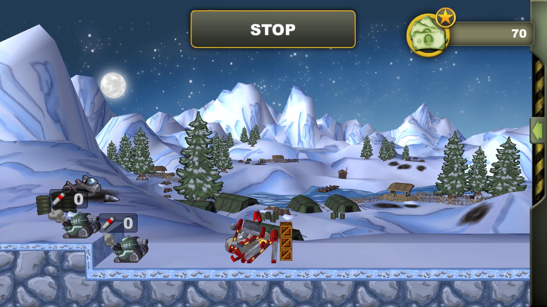 Bunker Constructor screenshot