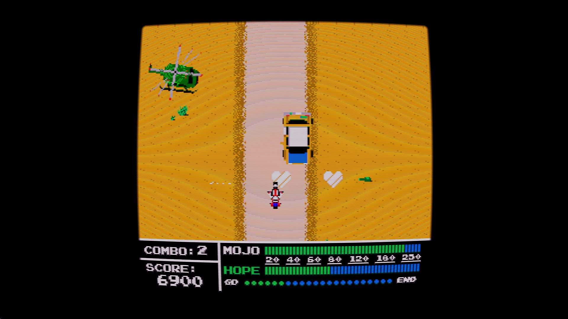 Organ Biker screenshot