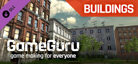 GameGuru - Buildings Pack