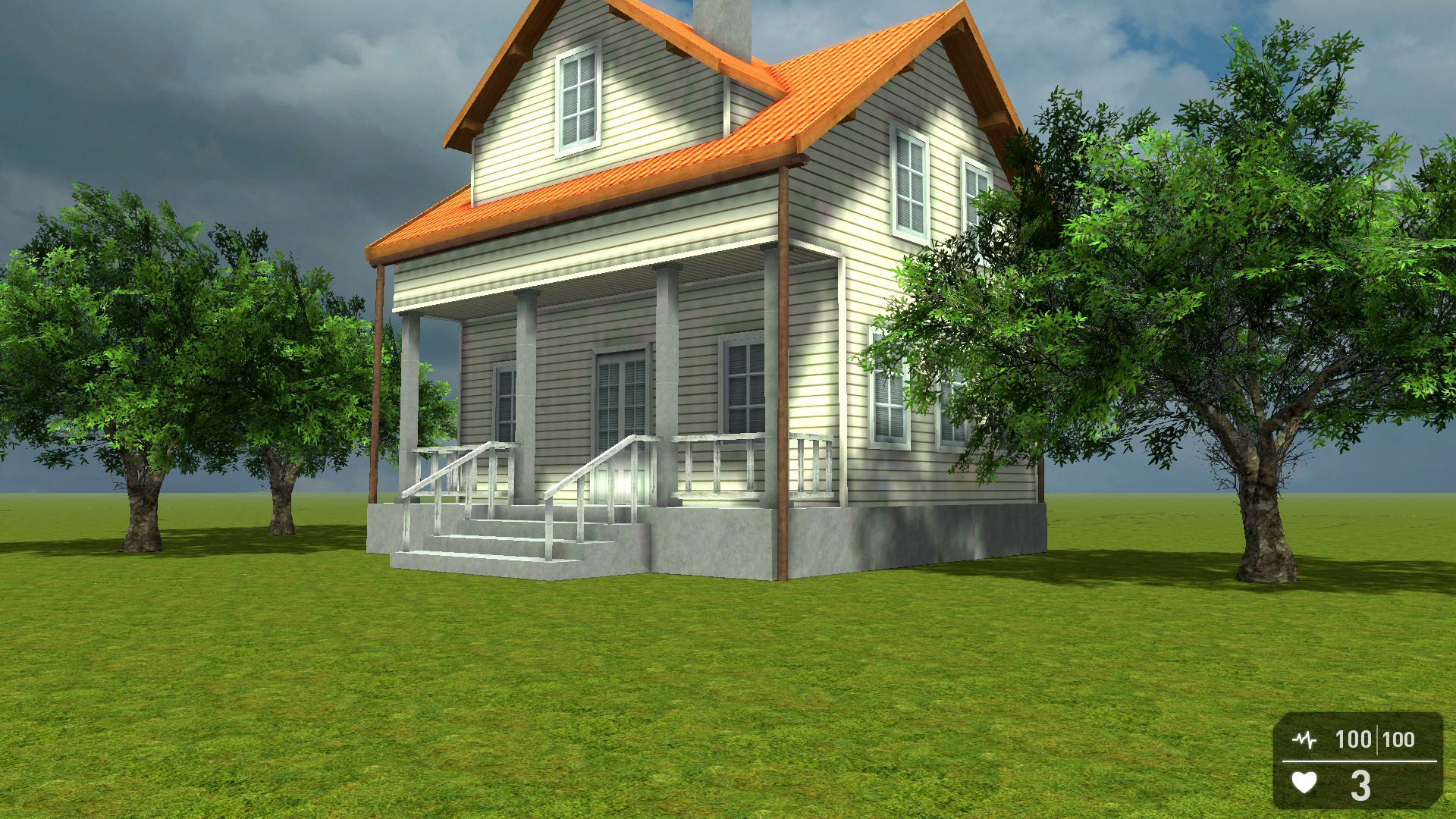 GameGuru - Buildings Pack screenshot