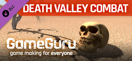 GameGuru - Death Valley Combat Pack