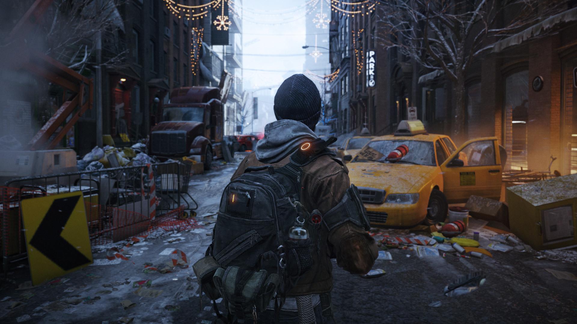 Скриншот игры [Аккаунт] Tom Clancy's The Division