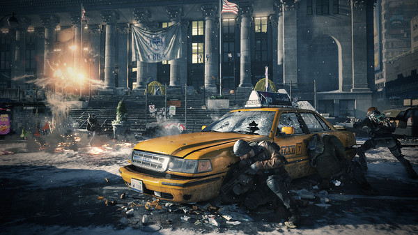 Tom Clancy's The Division (PC) 2016 BETA