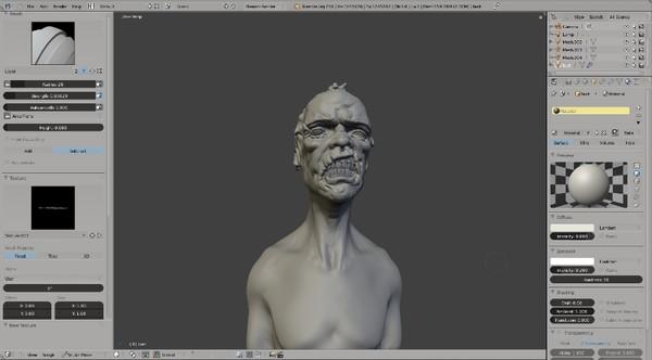 برنامج تصميم العناصر والرسوم ثلاثية