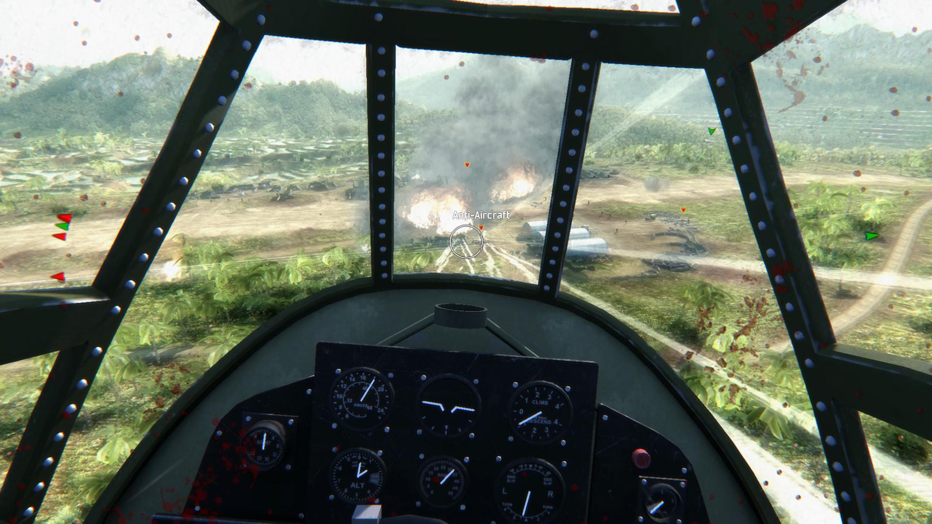 Flying Tigers: Shadows Over China screenshot