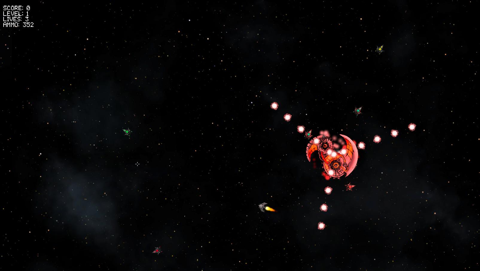 Generic Space Shooter screenshot
