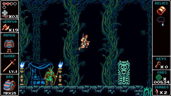 скриншот Odallus: Vampire Hunter Skin 4
