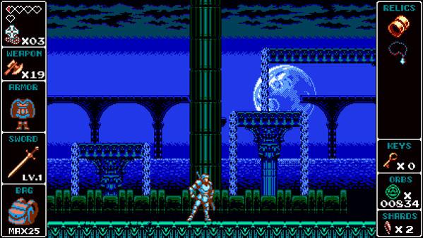 скриншот Odallus: Royal Knight Skin 1