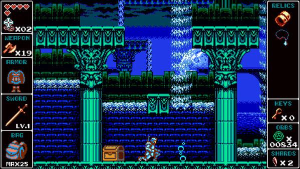 скриншот Odallus: Royal Knight Skin 4