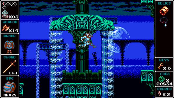 скриншот Odallus: Royal Knight Skin 3